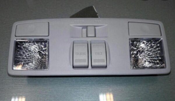 کلید سانروف مزدا 3